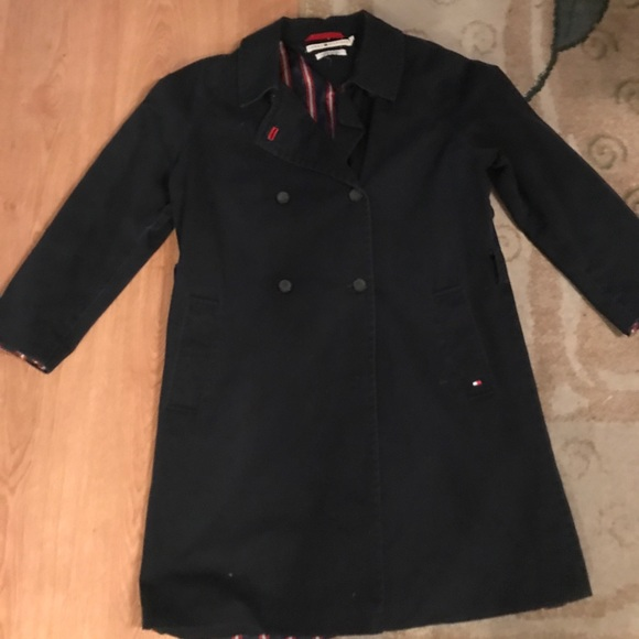 great variety styles large discount new release Tommy Hilfiger women's peacoat large